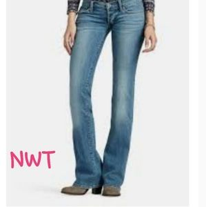 """Lucky brand """"LiL Maggie"""" distressed jeans"""